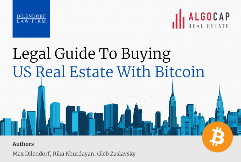 Legal Guide to Buying Real Estate with Bitcoin_