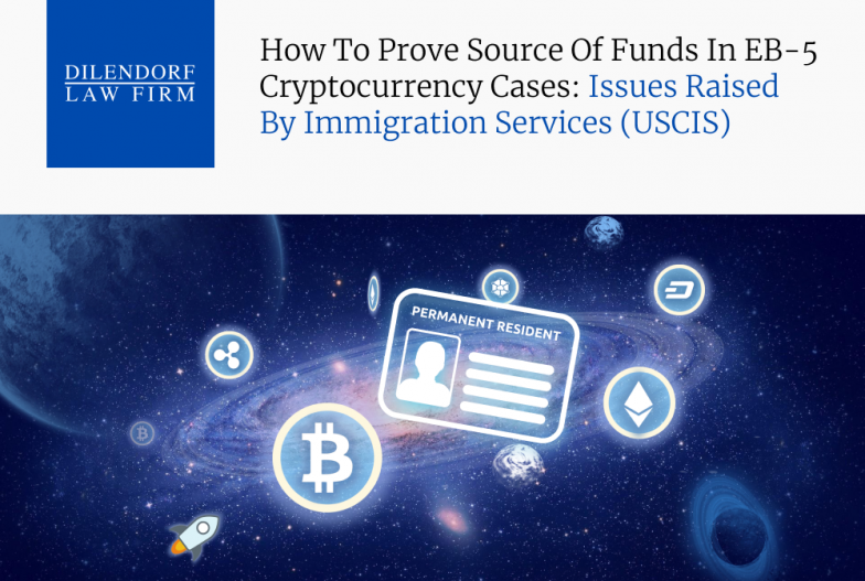 How to Prove Source of Funds in EB-5 Cryptocurrency Cases_