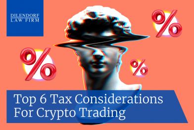 Top 6 Tax Considerations in Cryptocurrency Trading