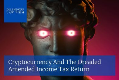 Cryptocurrency and the Dreaded Amended Return