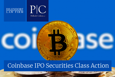 Coinbase IPO Securities Class Action