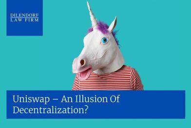 Uniswap – An illusion of decentralization?